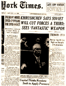 Nikita Khrushchev - Weapon so Powerful