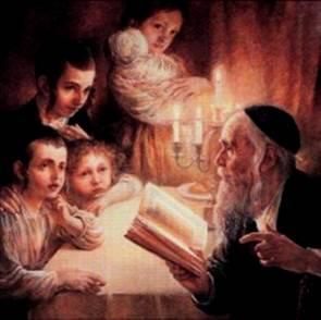 Feeding Young Minds the Truth of G-d's Torah