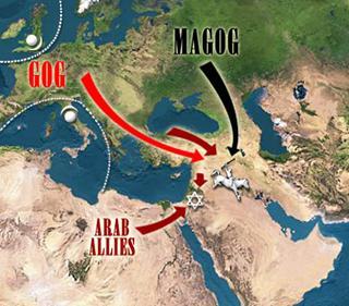 The Gog-Magog War
