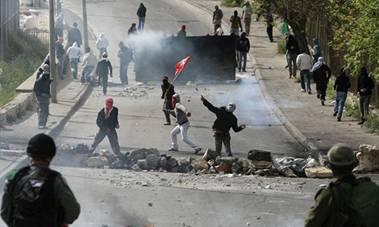 Arab Rioters Jerusalem Sukkot 2010
