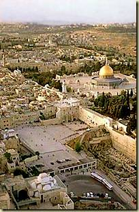 Temple Mount Western Wall