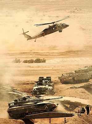 Israeli Preparation for War