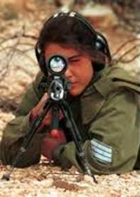 Israeli Women defenders of Israel