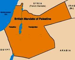 British Mandate of Palestine