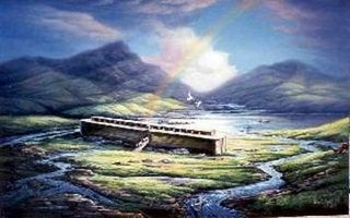 Resting Place of Noah's Ark