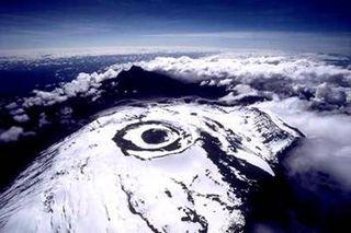 Mount Kilimanjaro in Kenya