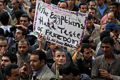 Islamic Revolt for Freedom