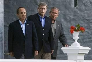 North American Leaders' Summit in Montebello, Canada