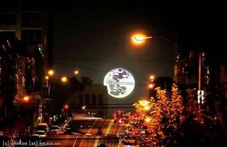 Supermoon March 19, 2011