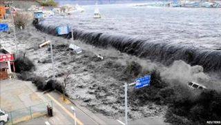 Japan's Sendai Tsunami