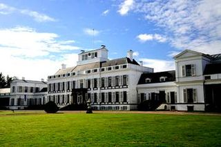 Soestdijk Palace - Prince Bernhard and Princess Juliana