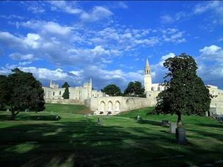 The Great Mausoleum of Forest Lawn