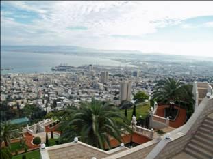 Modern Haifa - David Shankbone 2007