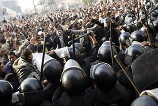 Chaos, Rebellion and Disorder in Egypt
