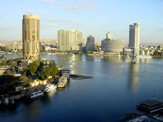 Cairo, the Capital of Egypt