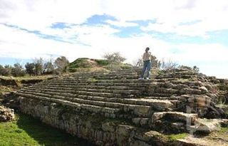 Temple of Augustus at Sebastiya
