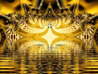Sacred Oil and the Golden Menorah