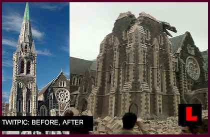 Historic Christchurch Cathedral