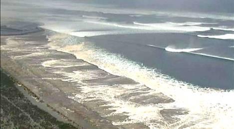 Japanese Sendai Tsunami