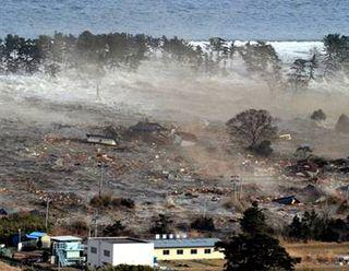 Japanese Tsunami Village of Natori 2