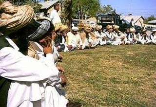 The Pashtun Tribal Elders