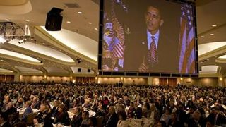 Barak Obama speaking 2009 National Prayer Breakfast