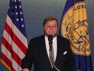 Wayne Madsen, investigative journalist