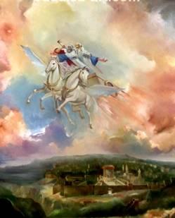 Elijah meets Messiah