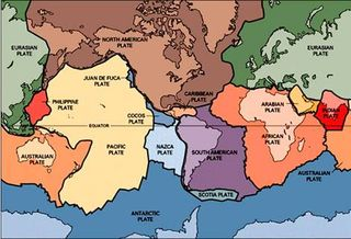 The Planetary Plate Tectonic Map