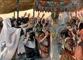 The Children of Israel and the Golden Calf
