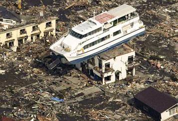 Earthquakes Tsunami Japan