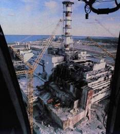 Meltdown at Fukushima Nuclear Reactor