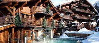 Rothschild's Domaine de Mont d'Arbois Hotel
