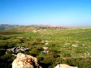 Prophesied Land Northern Tribes Israel