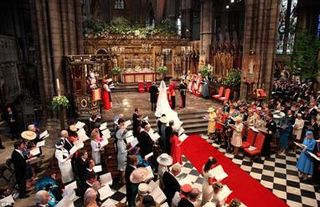 Wedding Ceremony William Kate
