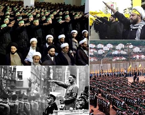 Hamas, Hizbullah and Hitler
