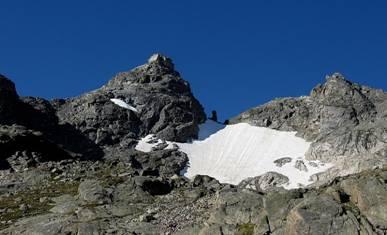 Navaho and Niwat Peaks