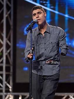 Emmanuel Kelly Australia X Factor Contestant