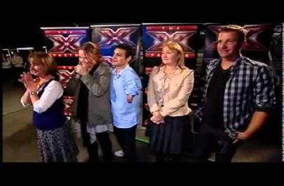 Image result for emmanuel kelly x factor pic