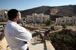 Baruch Avrahamovich New Jewish Settlement Shomron