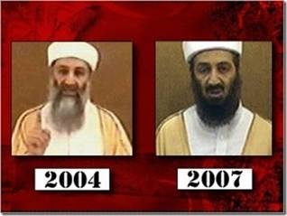 Transformation of Osama bin Laden