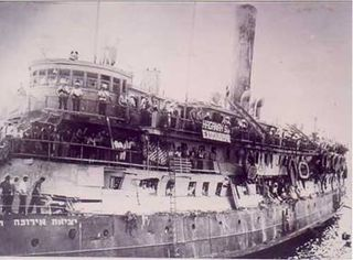 The Ship Exodus 1947 Holocaust Survivors