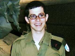 Israeli Corporal Gilad Shalit