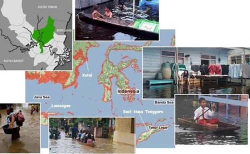 Indonesia Subduction Floods