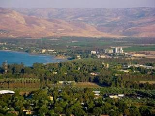 Northern Shoreline of the Sea of Galilee at Tiberius