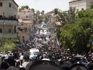 Baba Elazar's funeral 002