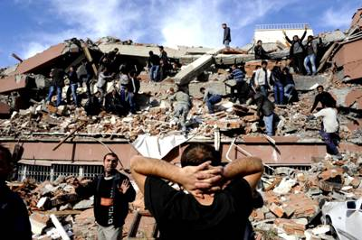 Turkey Earthquake 2011.1