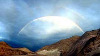 Rainbows - G-d's Promise that He will never Leave Israe