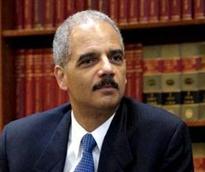 Eric H. Holder, Jr, Attorney General United States