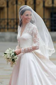 """Lost Israelite"" Bride, Catherine Middleton"